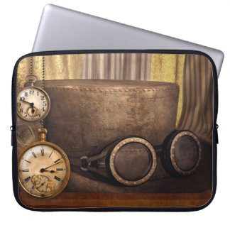Laptop Sleeve - Have Steam Will Travel, by Gallery