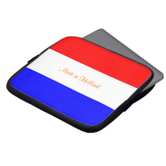 Laptop Sleeve in red~white~blue