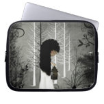 Laptop Sleeve Into the Forest of Light