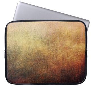 Laptop Sleeve Neoprene Abstract Cool Grunge Retro