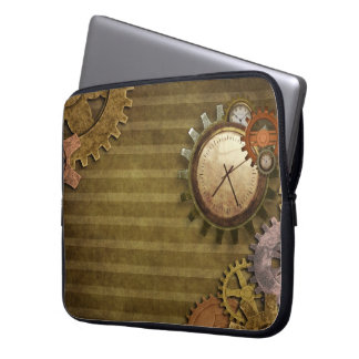 Laptop Sleeve - Punctuality, by GalleryGifts