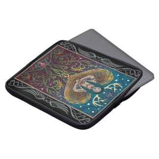 Laptop Sleeve - Shaman by C. McAllister