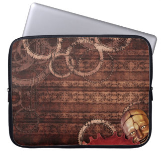 Laptop Sleeve - Steam Man by GalleryGifts