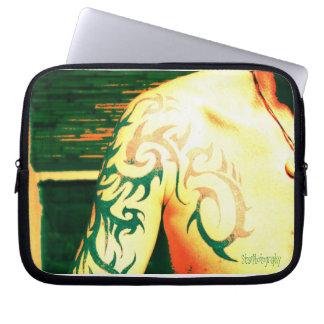 Laptop Sleeve - Tatoo Closeup