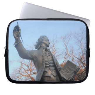 Laptop Sleeve Thomas Paine Holding The Rights