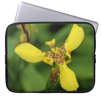 Laptop Sleeve - Tiger Eye Iris