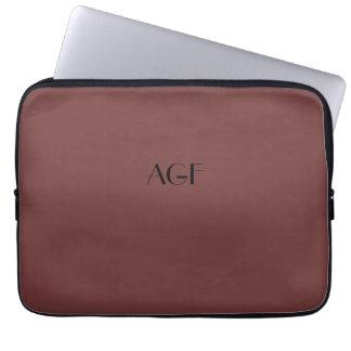"laptop sleeves19 monogram for 13"" laptop, laptop sleeve"