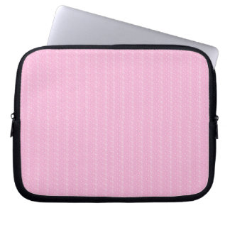 LaptopSleeve Baby Pink Glitter Laptop Sleeve