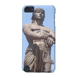 lapu statue front iPod touch (5th generation) case