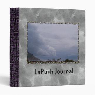 LaPush Mist 3 Ring Binder