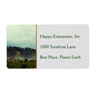 LaPush, Washington Label