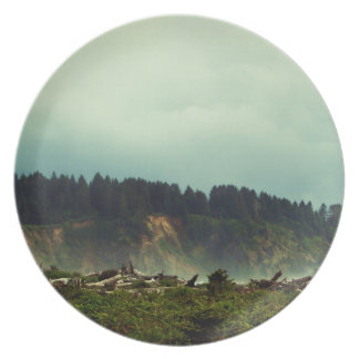 LaPush, Washington Plate