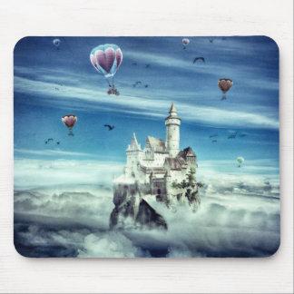 Laputa - Castle in the Sky Mousepads