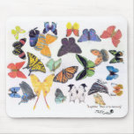"""""""Lapwai, Place of the Butterfly"""" Mousepad"""