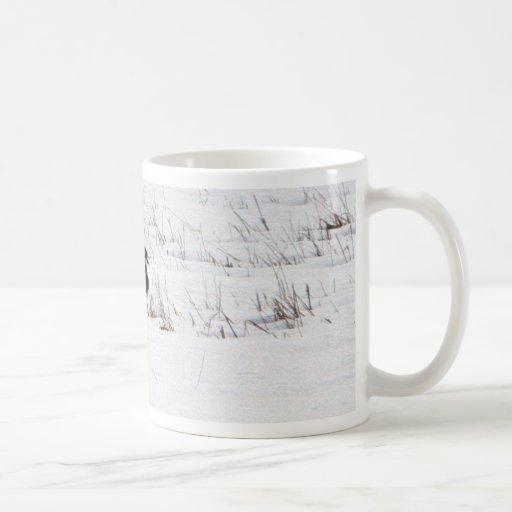 Lapwing Animal Classic White Coffee Mug