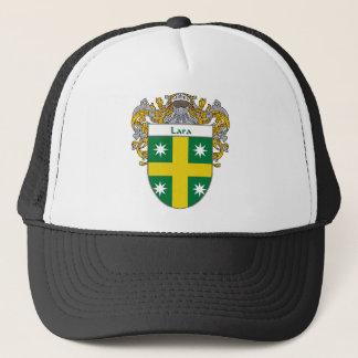 Lara Coat of Arms/Family Crest Trucker Hat