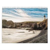 Lara Ellis Photography Landscapes Calendar
