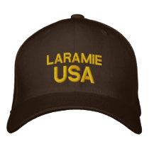 Laramie USA Cap