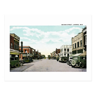 Laramie, Wyoming Postal
