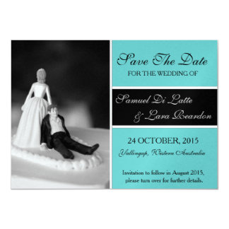 Lara's Save the Date Cards Custom Invite