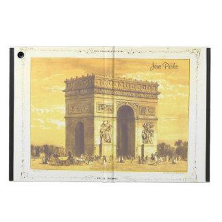 L'Arc de Triomphe, aire 1840 del iPad de París