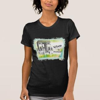 L'Arc de Triomphe T-Shirt (Dark colors)