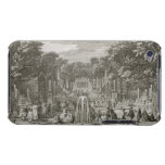 L'Arc de Triomphe, Versailles (engraving) Barely There iPod Case