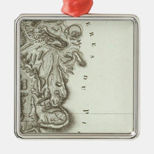 Larche Metal Ornament