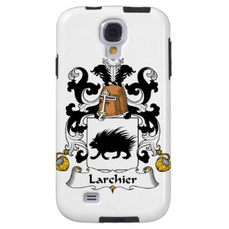 Larchier Family Crest Galaxy S4 Case