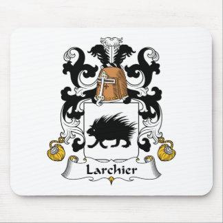Larchier Family Crest Mouse Pad