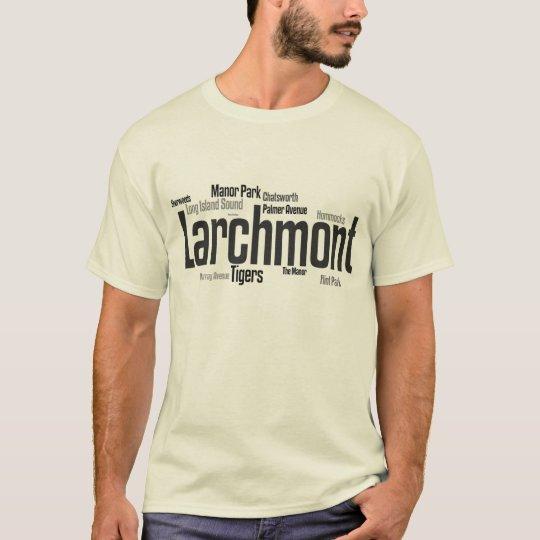 Larchmont - Black T-Shirt