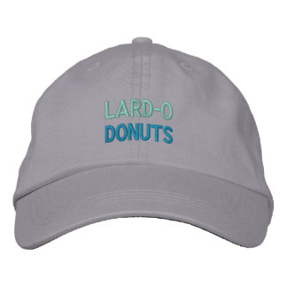 LARD-O DONUTS cap