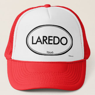 Laredo, Texas Trucker Hat