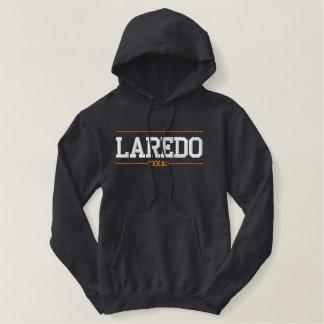 Laredo Texas USA Embroidered Hoodies