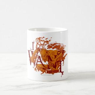 Larfleeze - Agent Orange 12 Taza