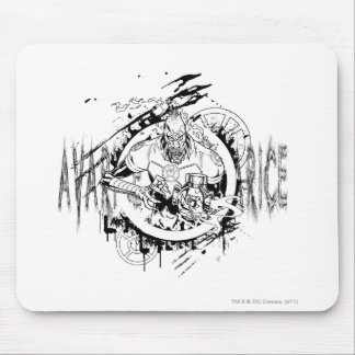Larfleeze - Agent Orange 15 Mouse Pad