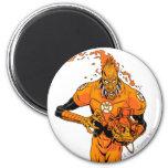 Larfleeze - Agent Orange 4 Magnet