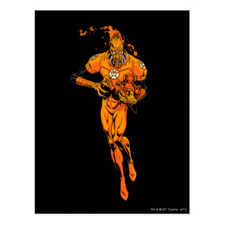 Larfleeze - Agent Orange 4 Postales