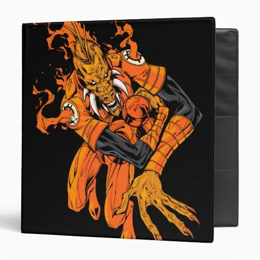 Larfleeze - Agent Orange 7