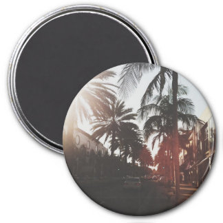 Large, 3 Inch Round Magnet