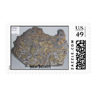 Large $.41 cent Imilac Pallasite stamp