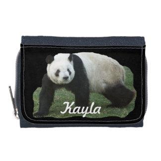 large adult Panda Bear Wallet