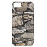 Large and Small Stones in a Wall iPhone 5C Case