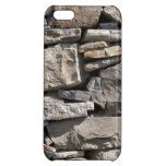 Large and Small Stones in a Wall iPhone 5C Covers