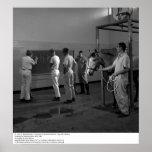 Large Animal Clinic, UC Davis, 1966 Print