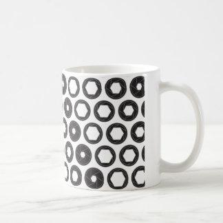 Large Aperture Coffee Mug