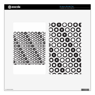 Large Aperture Skin For Kindle Fire