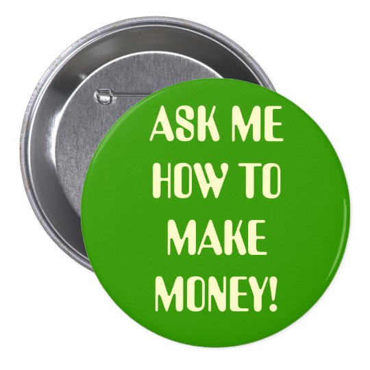 Large ASK ME HOW Button