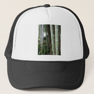 Large Bamboo. Trucker Hat
