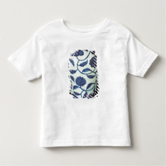 Large blue and white vase, Jaijing Period T-shirt